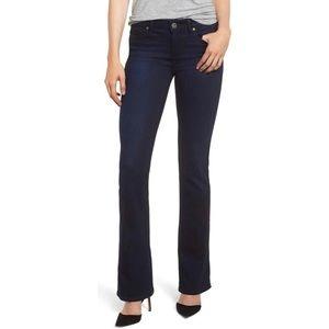 PAIGE denim manhattan slim bootcut flare jeans 28